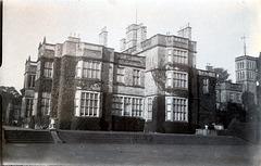 Osmaston Manor, Ashbourne, Derbyshire (Demolished 1960s)