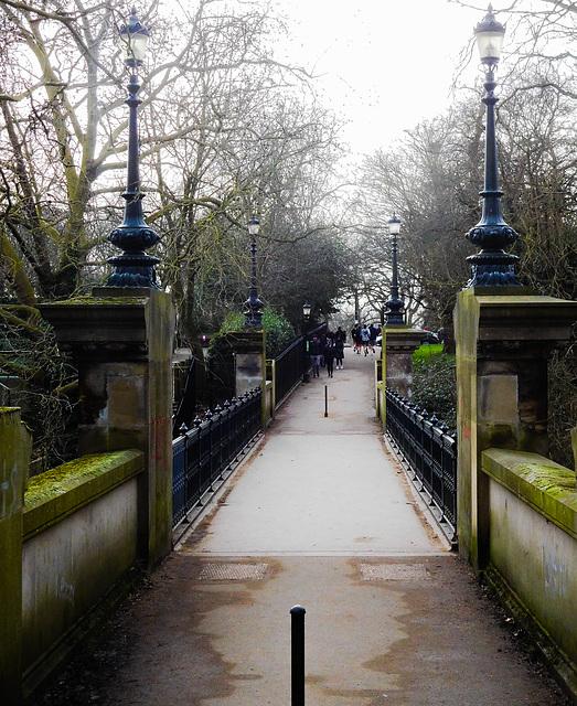 Bridge in Regents Park