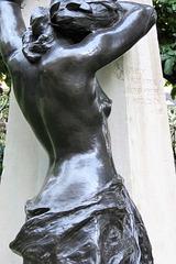 sir arthur sullivan monument, embankment, london (4)