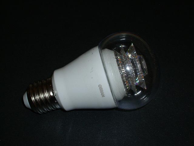OSRAM LED bulb - dead