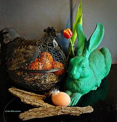 Frohe Ostern - Buona Pasqua - Bonne Pâques - Happy Easter - (PiP)
