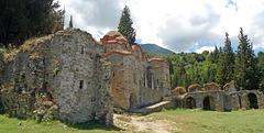 Greece - Mystras, Hodegetria church