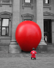 42/50 Redball project jour 6