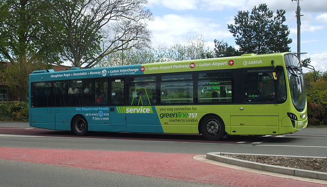 DSCF9074 Arriva the Shires KX12 GZO - 30 April 2015