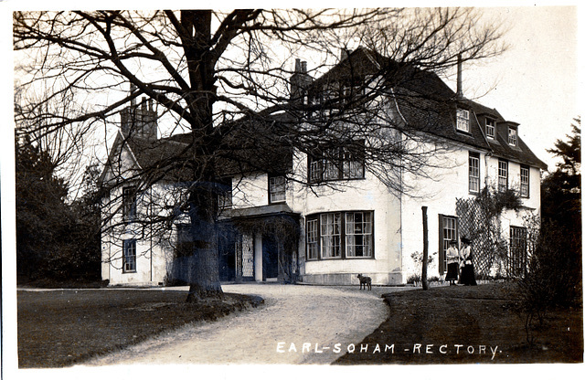 The Rectory, Earl Soham, Suffolk