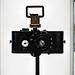 Ur-Leica 1914, (4 x PiP) In den PiP's sieht man, wo die erste Aufnahme entstand.