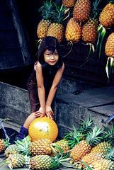 Memories: Indonesia 2012 - Medan, Sumatra - Market Hall