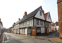 High Street, Little Walsingham, Norfolk