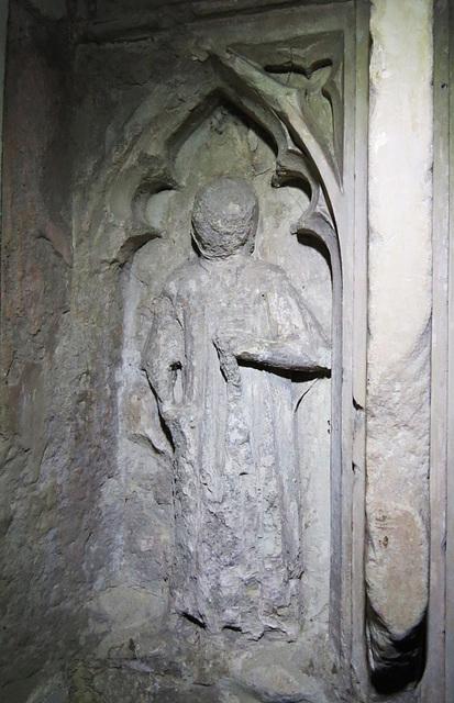 reepham , st mary's church, norfolk