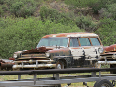 1953 Ford Country Squire Wagon
