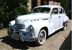 Opel Kapitän, 1951