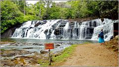Ilhéus : la cascata del Rio Tijupe