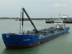 New Jersey at Zeebrugge (3) - 31 May 2015
