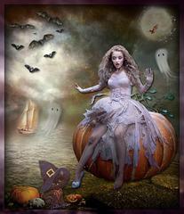 La sorcière bien-aimée...