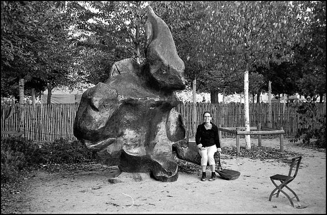 Friend of Nobody, Tuileries,