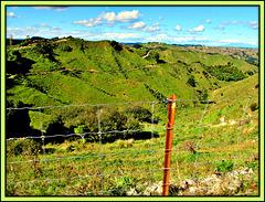 The Valley Below..