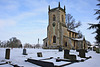 St. Mary's church ~ Bloxholm ~ Lincolnshire