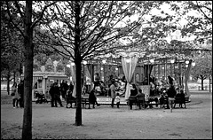 Carousel, Tuileries.