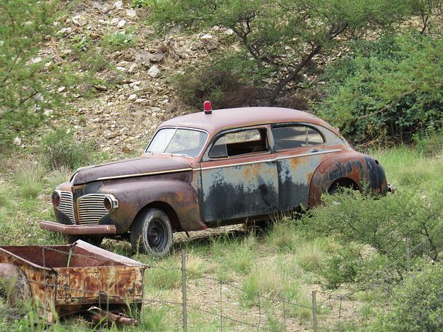 1941 Dodge D-19 Custom