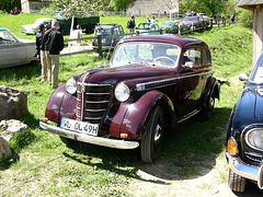 Opel Olympia, 1939