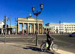 so sunny in Berlin