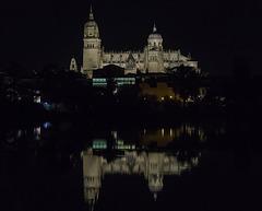 SALAMANQUE - Espagne, la Cathédrale