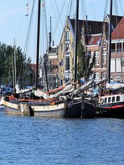 Harlingen harbour