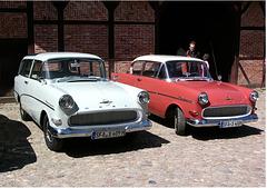 Opel Rekord 1957-60