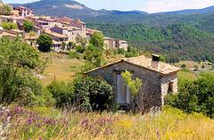 village de Haute-Provence