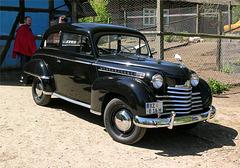 Opel Olympia, 1951