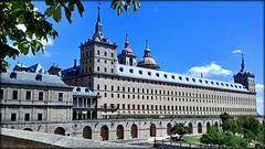 The Palacio-Monasterio de San Lorenzo de El Escorial