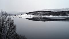 Tromsø area, Reflections