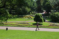 En marche ... au jardin Lecoq
