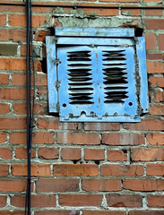 Grate with wires