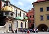 PL - Krakau - Wawel mit der Kathedrale