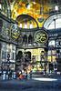 Hagia Sophia Innenraum. ©UdoSm