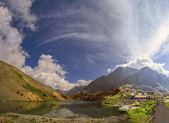 On the way to Leh,India.