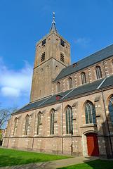 Nederland - Naarden, Grote Kerk