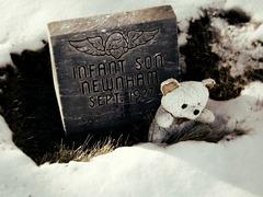 Teddy bear for comfort
