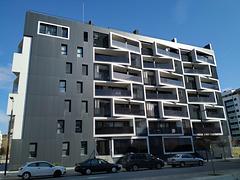 Edificio de viviendas Pasiv house en Pamplona, 3