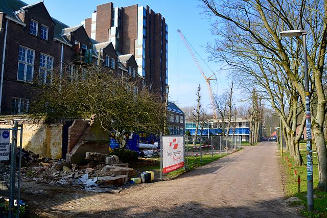 Building project former Pathology laboratorium