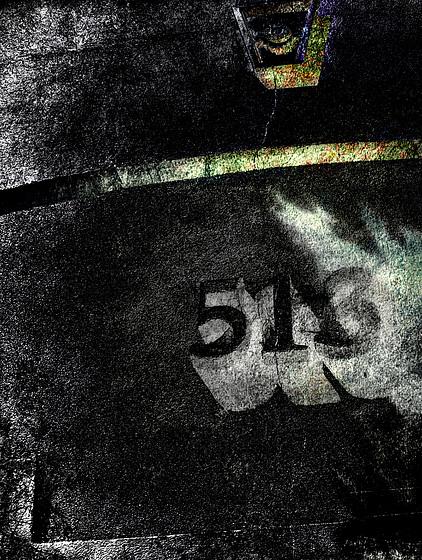 Disturbance at 513