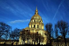Coupole de l'église du Dôme des Invalides