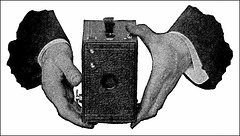 How To Hold Your Kodak No. 2A Brownie Model B