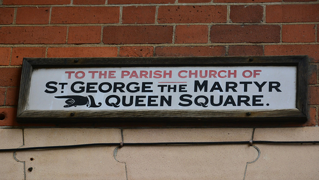 London 2018 – St George the Martyr