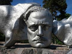 Sibelius Monument detail 3