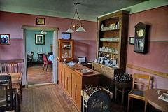 Dorfkneipe im Museum