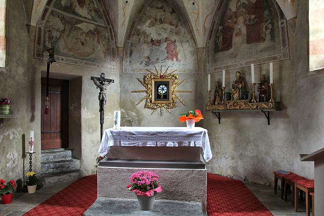 Altar der Heilig Geist Kirche