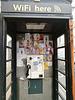 London 2018 – Telephone kiosk