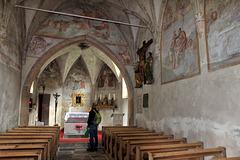 Heilig Geist Kirche - Innenraum